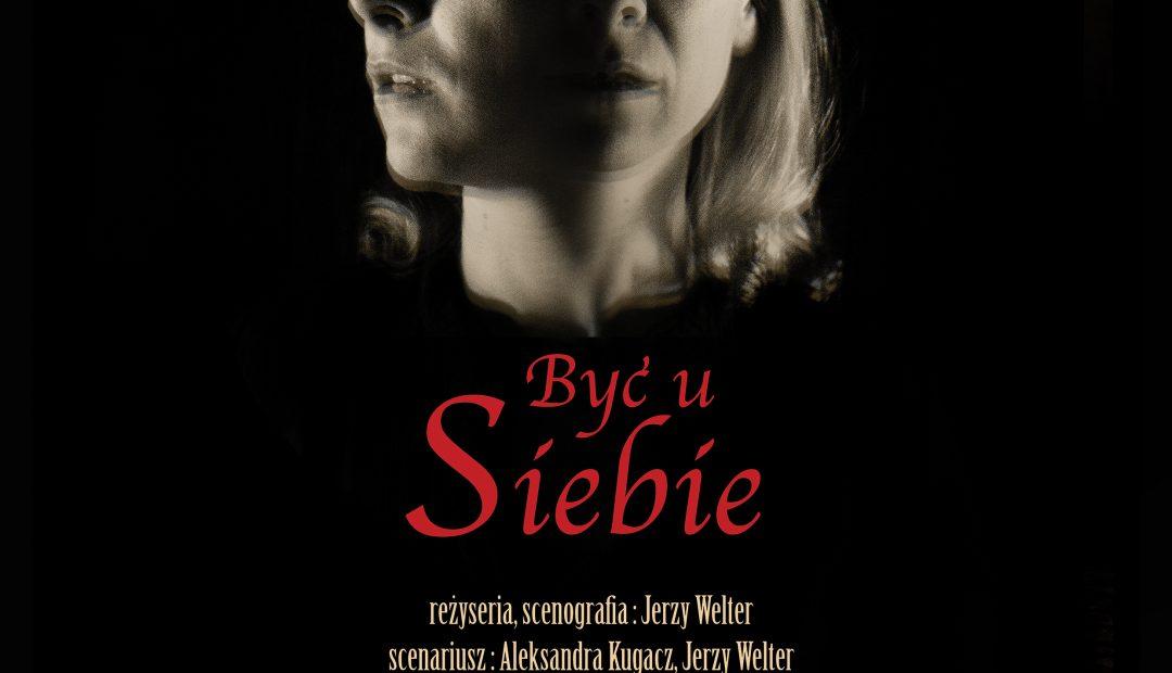 """Spektakl """"Być Jak u Siebie"""" – Wrocław 2016-12-18"""
