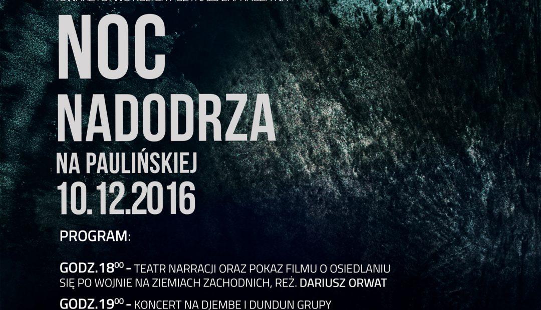 Noc Nadodrza – Wrocław 2016-12-10