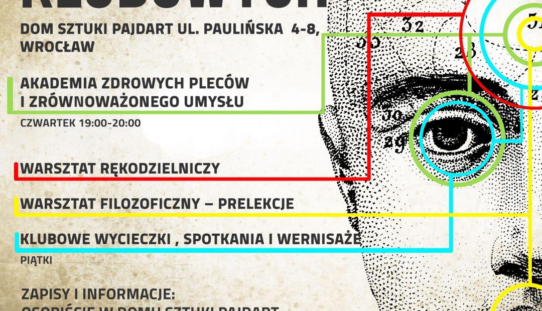 I-XII 2016 Klub Seniora Rozrusznik
