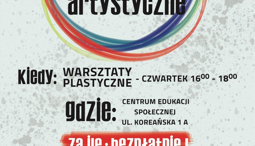 """""""Pracownie PajdArt Brochów – sztuka w akcji """""""