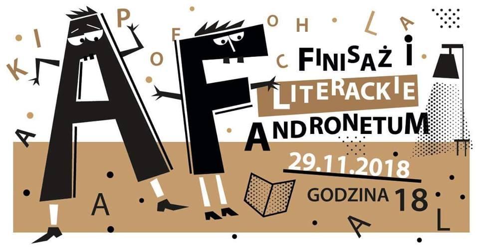 Zapraszamy serdecznie na Spotkanie literackie Andronetum