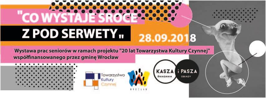 Wernisaż wystawy 28.09.2018